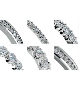 Какие бывают кольца - дорожки?