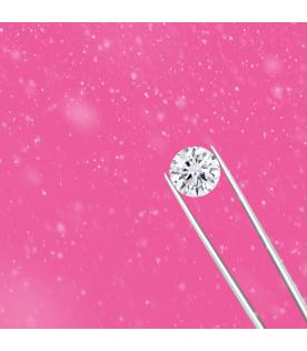 Средний вес бриллиантов